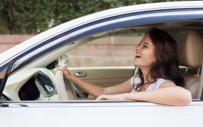 Como vencer o medo de dirigir, usando o poder da sua intenção!