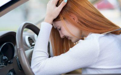 Você tem medo de bater o carro e dar despesa com o concerto?